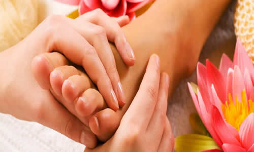 Thai Foot Massage (Reflexology)